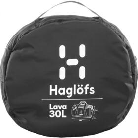 Haglöfs Lava 30 Duffel Bag, true black